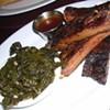 Hot Meal: Ex-Broken Record Chefs Ryan + Kat at Bruno's