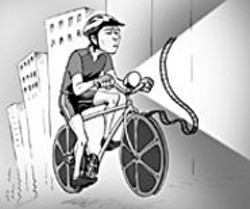 AARON  FARMER - The Bicycle Film Festival.