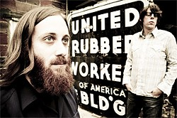 JAMES CARNEY - The Black Keys: Classic rock for jam-band fans.