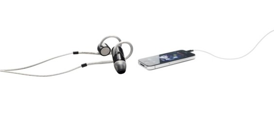 The Bowers & Wilkins C5 will  make your iPhone sound great.