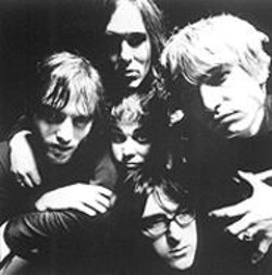 MICK  ROCK - The Brian Jonestown Massacre (Newcombe, left).