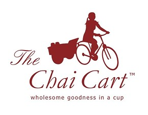 The Chai Cart's Paawan Kothari unveiled a new logo recently. Now all she needs is a vehicle to affix it to.