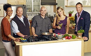 The Chew stars some famous chefs and, OMG, What Not to Wear's Clinton Kelly!