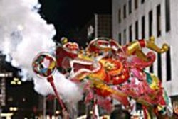 CORBETT  LEE - The Chinese New Year Parade's Golden - Dragon.