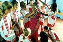 "The ""Cinema of the Indian Diaspora"" program covers - the best of Bollywood, including Gurinder Chadha's - Bend It Like Beckham."