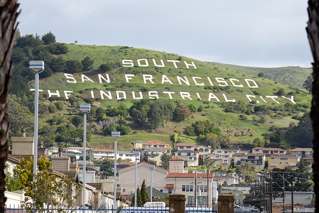 The City of Industry: Visiting South San Francisco