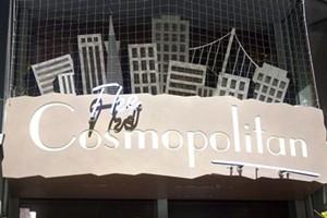 The Cosmopolitan Cafe