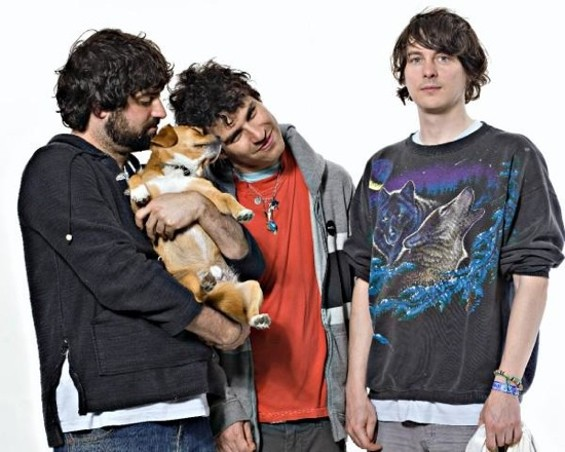 The creature-loving crew of Animal Collective