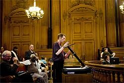 JEN SISKA - The Crooner: Walter Paulson