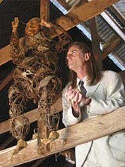 RAFAELLA  ALESSANDRIA - The Devil Made Him Do It: John - Craven as Gottfried Swetts.