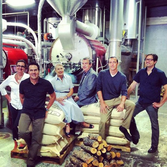 The Di Ruocco family, keepers of the Mr. Espresso legacy. The company celebrated 35 years in November. - LUIGI DI RUOCCO