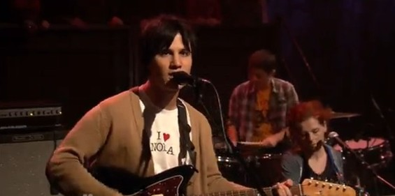 The Dodos on Jimmy Fallon!