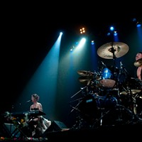 The Dresden Dolls and Pomplamoose at the Warfield