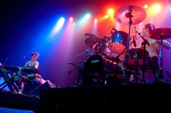 The Dresden Dolls - GIL RIEGO