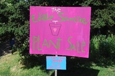 The Edible Schoolyard's Adorable Sign. - EDIBLE SCHOOLYARD
