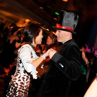 The Edwardian Ball 2011 at the Regency Ballroom
