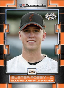 The election was depressing. Watching Buster Posey on TV is not.