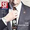 The Enforcer: Accused Bombmaker Ryan Chamberlain Helped Blow Up San Francisco Politics. And, in the Process, Himself.