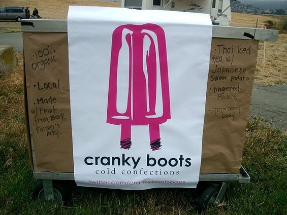 The farm-to-freezer popsicle makers will sell Sundays at 331 Cortland Marketplace. - CRANKY BOOTS/FACEBOOK