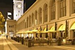 The Ferry Building.