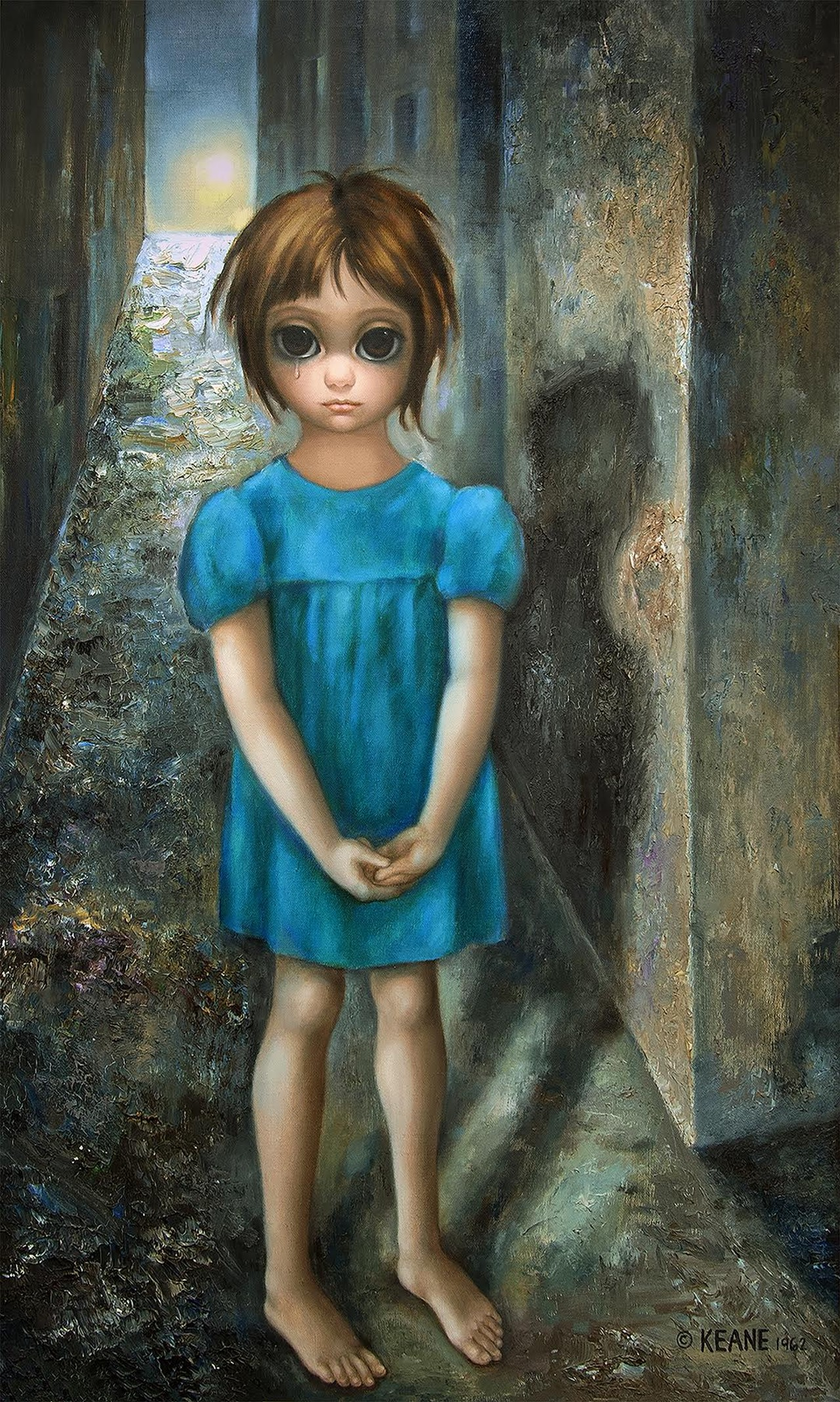eying a legacy margaret keane s paintings made famous in tim