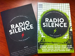 The first two issues of Radio Silence