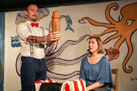 The Beasts Take Berkeley: Animal-Sized Desires Roar in Two New Plays