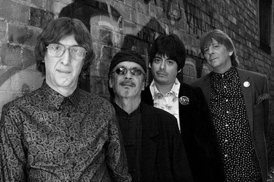The Flamin' Groovies have a new EP coming next year. - ANNE LAURENT