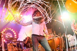 CHRISTOPHER VICTORIO - The Flaming Lips at Bimbo's