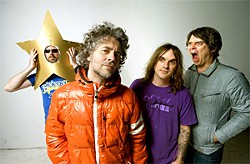 MICHELLE MARTIN-COYNE - The Flaming Lips