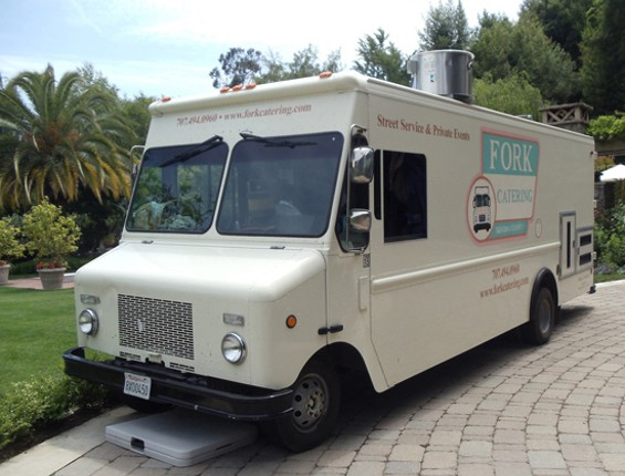 The Fork Catering eatery on wheels now has a brick-and-mortar location - COURTESY OF FORKCATERING.COM