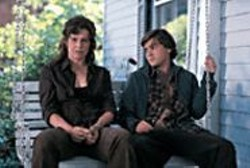 JOHN  CLIFFORD - The Fraidy Bunch: Mom (Sigourney - Weaver) gets stoned while Tim (Emile - Hirsch) wonders about his future.