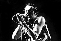 SHO KIKUCHI - The Future Is Unwrittenis less a eulogy than a wake for Strummer, who died in 2002.