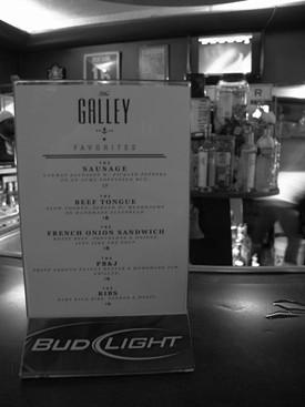 THE GALLEY/FACEBOOK