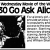 The Golden Age of TV Movies: Go Ask Alice (1973)