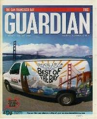 The Guardian would have you believe that stealing this van is a violation of The Raker Act