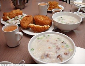 The Hing Lung breakfast destined for immortality ― via PBS reruns. - FOODHOE'S FORAGING