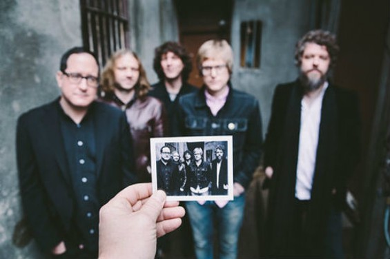 The Hold Steady perform tonight at Great American Music Hall. - DANNY CLINCH