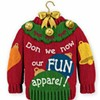 "Hallmark Ornament Changes ""Gay Apparel"" to ""Fun Apparel,"" Internet Implodes With Rage"