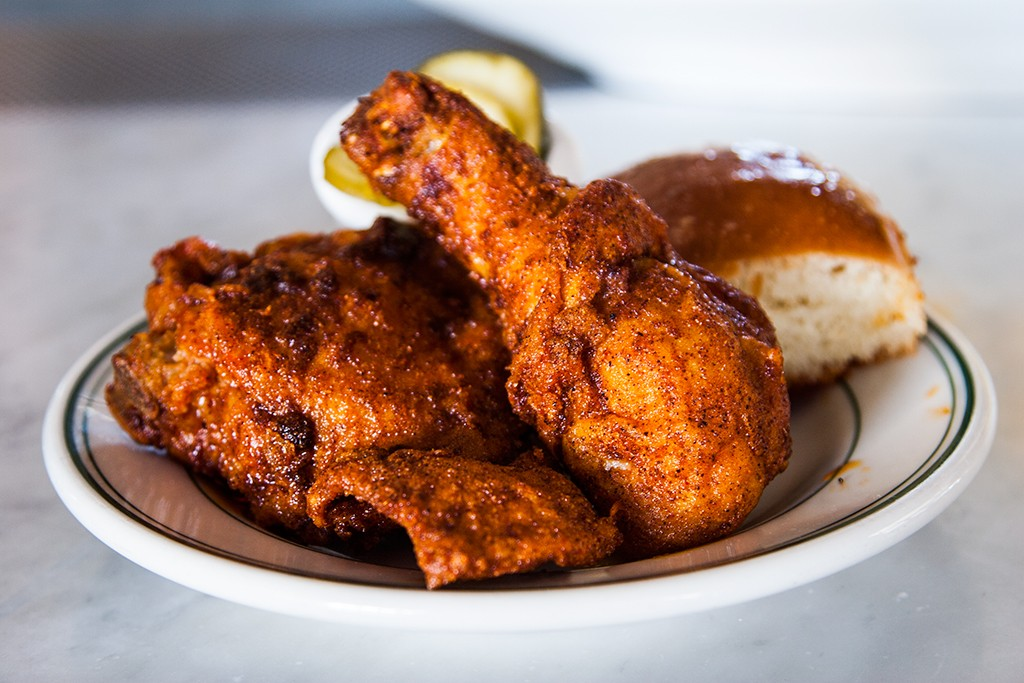 Where To Get Nashville Hot Chicken In San Francisco Sfoodie