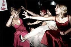 JENNIFER SARTOR - The Hot Toddies: testosterone- and tiara-free.
