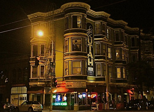 The Hotel Utah's legendary open mic night: just one of the under-sung pillars of the S.F. music scene.