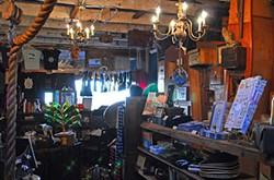 EVAN DUCHARME - The inner sanctum of 826 Valencia.