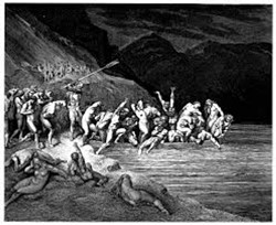 At the center of Dante's Inferno - WIKIPEDIA