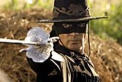 ANDREW  COOPER - The Legend of Zorro.