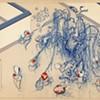The Lowbrow Art Sale: Joe Sorren, James Jean & Roland Tamayo