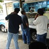 Movie Promo Brings Out Freebie Seekers to Mission Taco Truck