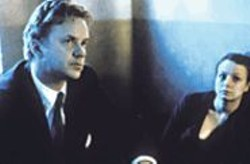 The married William (Tim Robbins) finds - Maria (Samantha Morton) just a touch too - appealing.