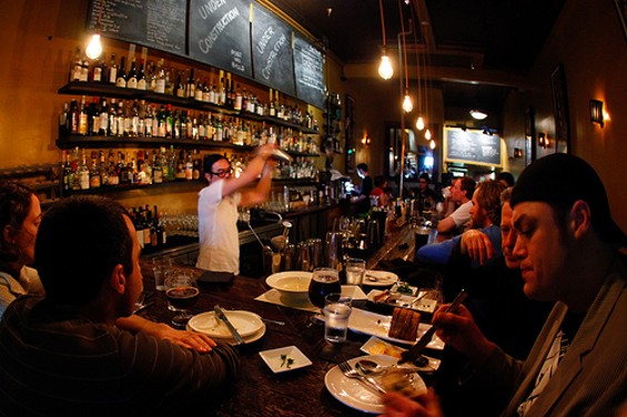 The menu will gradually add all manner of wood-aged and wood-finished beers. - ::NOVOCAINATED::