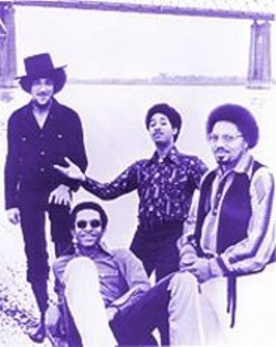The Meters: Sophisticated boom boom.